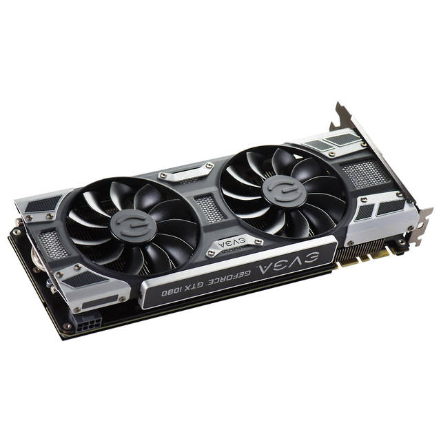 EVGA NVIDIA GeForce GTX 1080 8GB GDDR5X DVI/HDMI/3DisplayPort pci-e Video Card