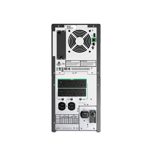Details about APC Smart-UPS SMT3000C 10-Outlet 2700W/2880VA 120V LCD UPS  System w/